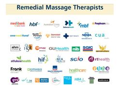 Remedial Massage Health Fund