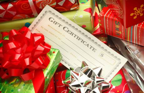Chelsea Massage Christmas Gift Certificates Are Here!