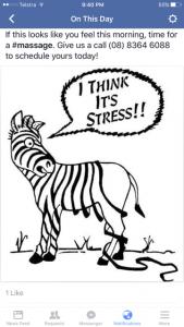 I think it is Stress